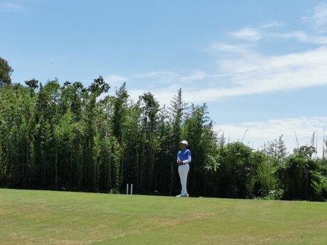 Basic golf teaching problem