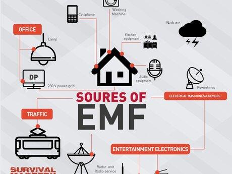 30m Man Made EMF Safety Session
