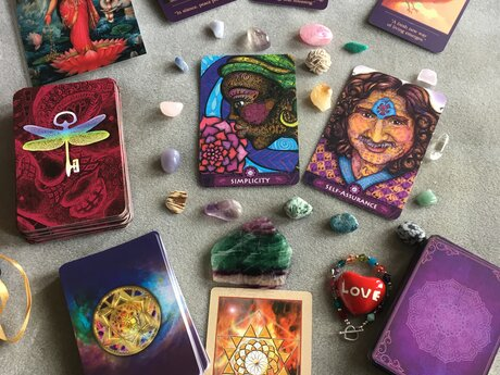 Soul Alignment  Oracle Card Reading