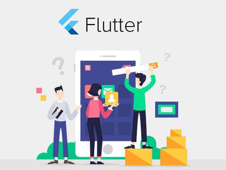 Ask a Flutter developer