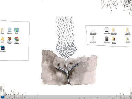 Desktop background image