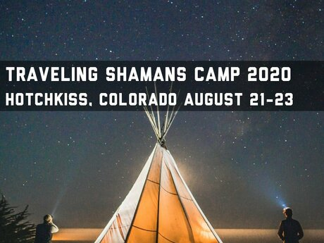 Creating Traveling Shamans Camp