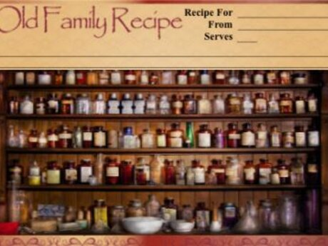 Recipes & Remedies