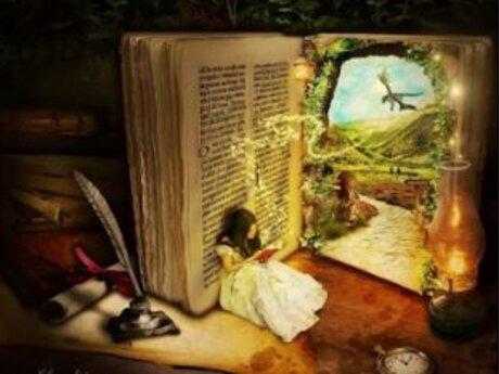 Fiction Story Teller