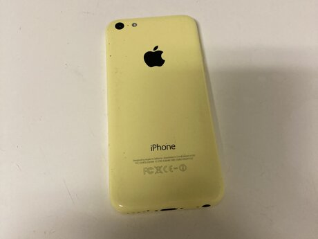 iPhone 4 Yellow