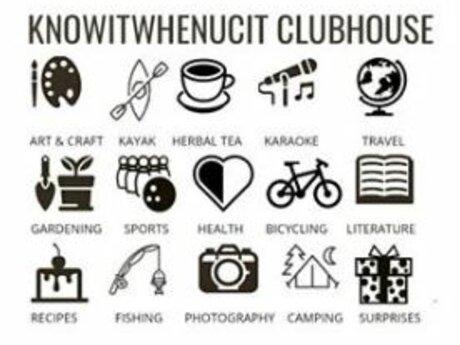 Knowitwhenucit Club Calendar