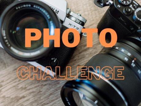 Photography Challenge and Feedback