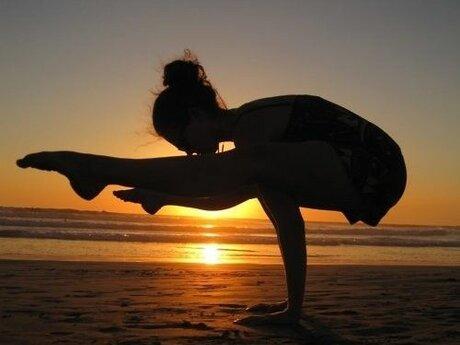 1 Hour Yoga Class