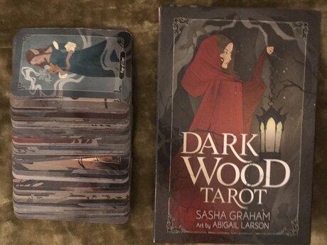 5 card tarot strength or hadow