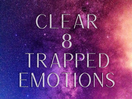Clear 8 Trapped Emotions
