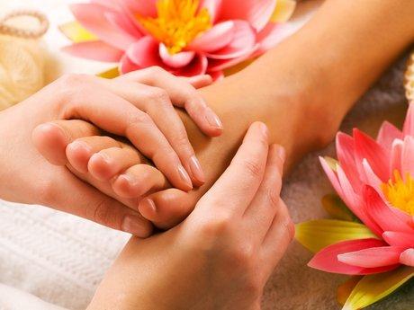 30 minute foot massage