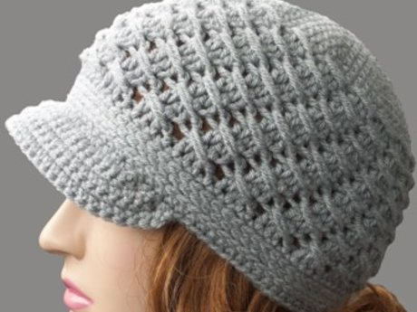 Crochet items, specializing in hats