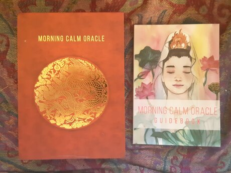 Morning Calm Oracle: 1 Card Reading