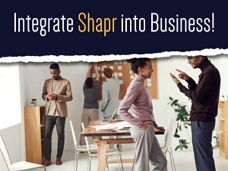 Integrate Shapr into Business