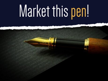 Market this Pen!