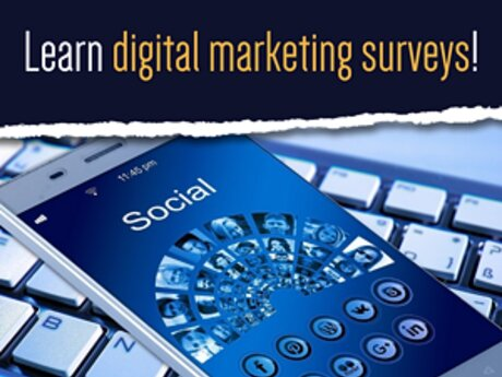 Learn Digital Marketing Surveys