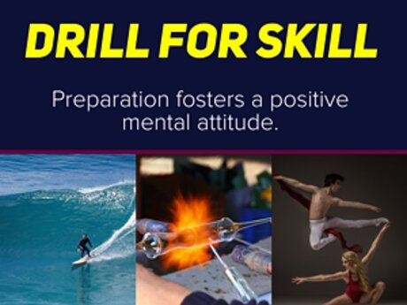 45-Minute Drill For Skill