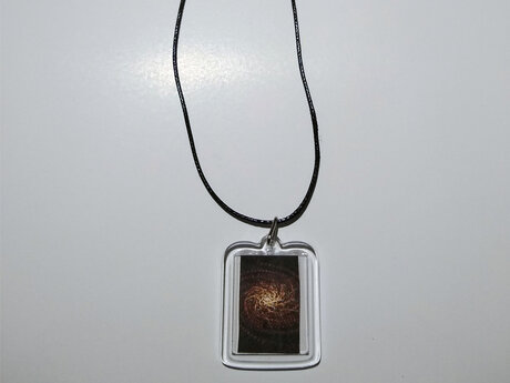 Custom Graphic Necklace or Chain