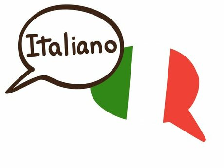 Italian language tutoring