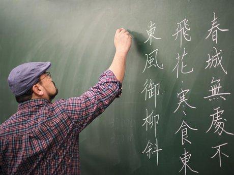 Mandarin Chinese tutor, 30 minutes