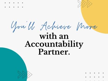 Accountability Partner: Call + Msg