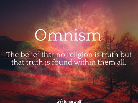 I practice omnism ama 15 min