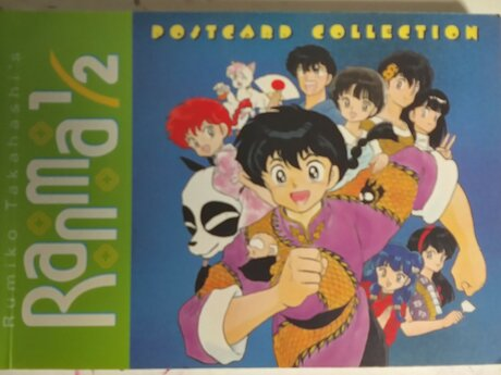Ranma 1/2 Postcard Collection