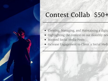 Contest Collaboration
