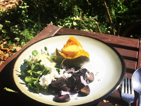 Eat More Homegrown Food