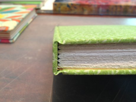 Hand-bound Sketchbooks