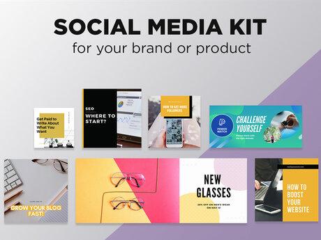 Business Social Media Kit
