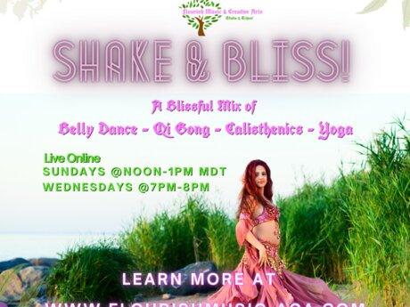 Shake & Bliss Online Dance & QiGong