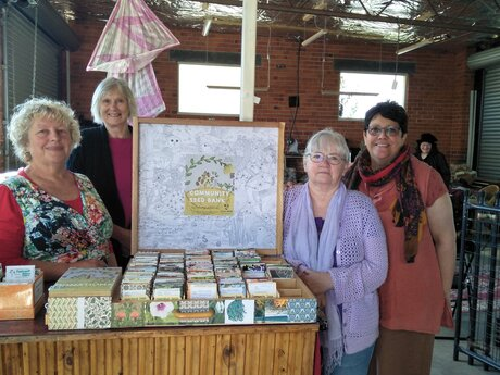 Seeds - Local Seed Bank/Library