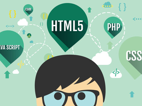Develop your website landing page