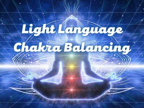 Light Language Chakra Balancing