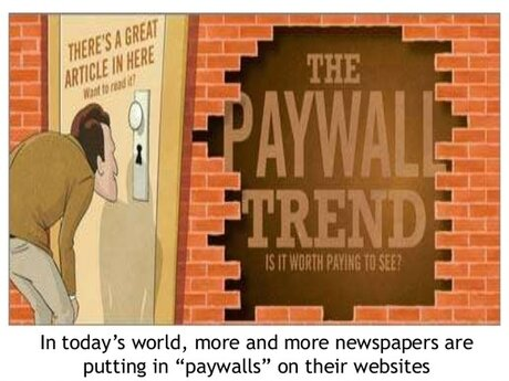 Get Past That Paywall