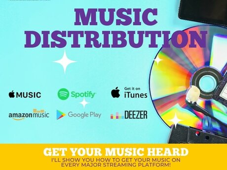 Music Major Distribution Training