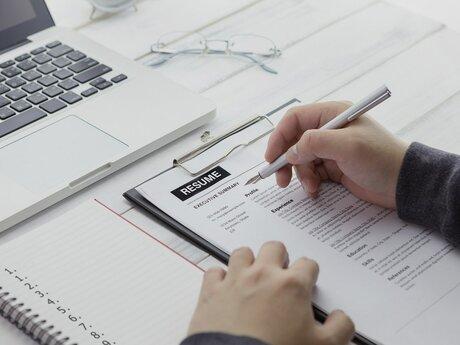 Custom CV Writing Service UK