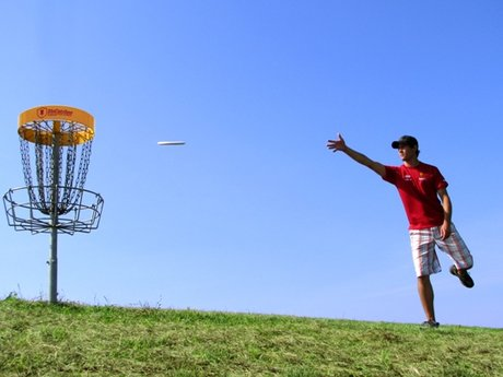 Disc Golf coaching