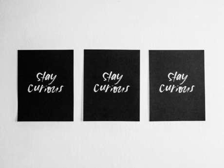 Custom Lettered Print