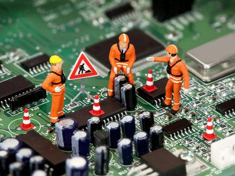 Basic computer repair