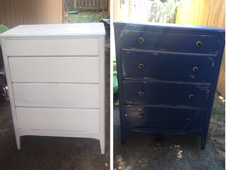 Dresser painting