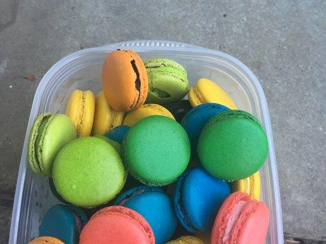 Baking / Macaron Guidance