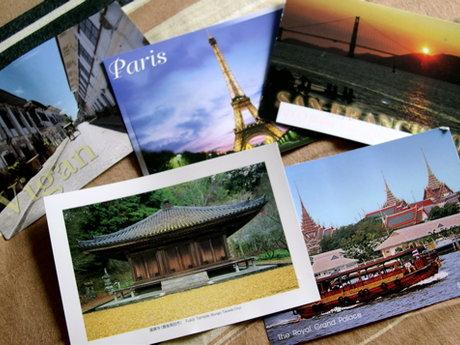 I'll send you a post card