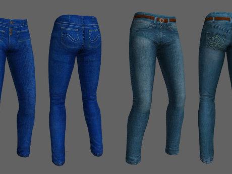 3D Textures for 3D Models