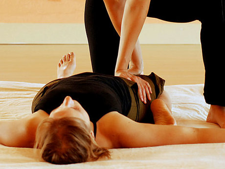Thai massage at your home or work