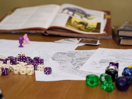 Tabletop RPG Game Design