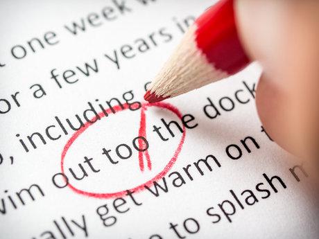 Bilingual Essay Proofreading