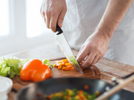Cooking in your own home