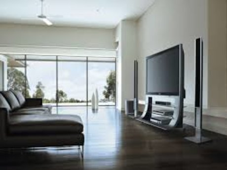 TV, speakers, home networks install